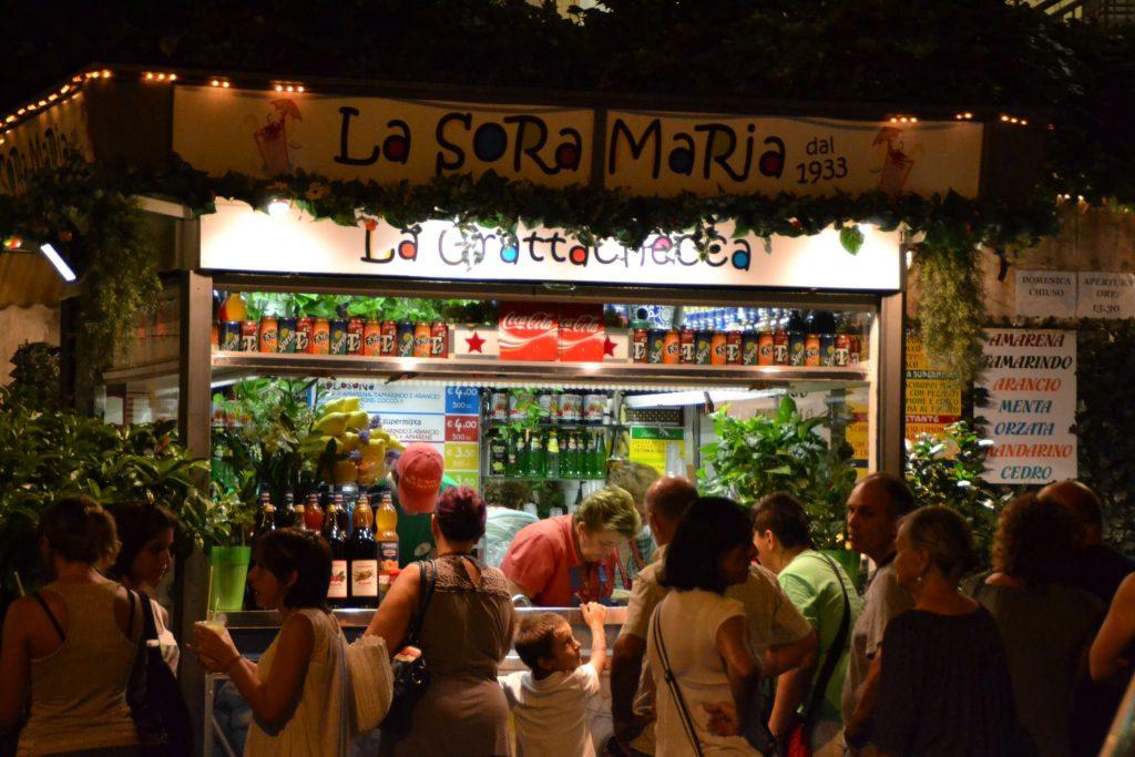 """Dalla pagina Facebook de """"La Sora Maria"""""""
