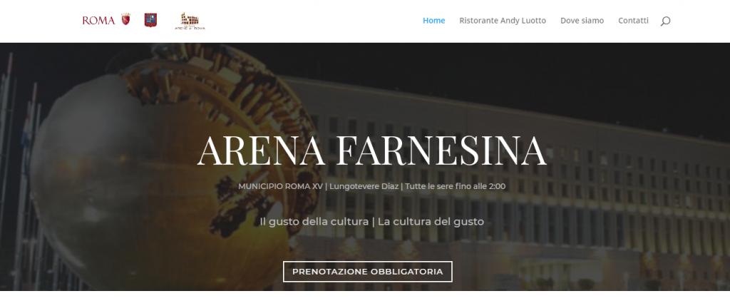 Arena Farnesina