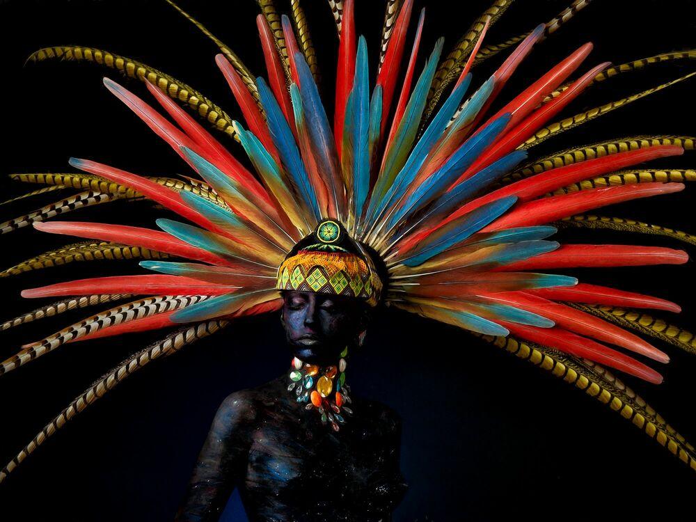 ALFREDO SANCHEZ maya-queen-awakening