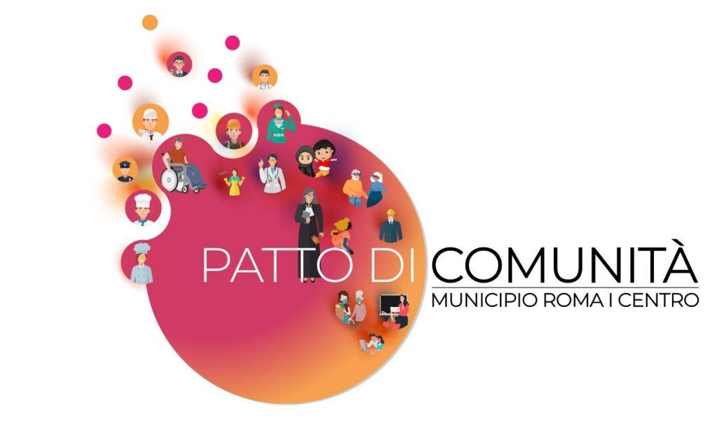 Il logo del Patto di Comunità