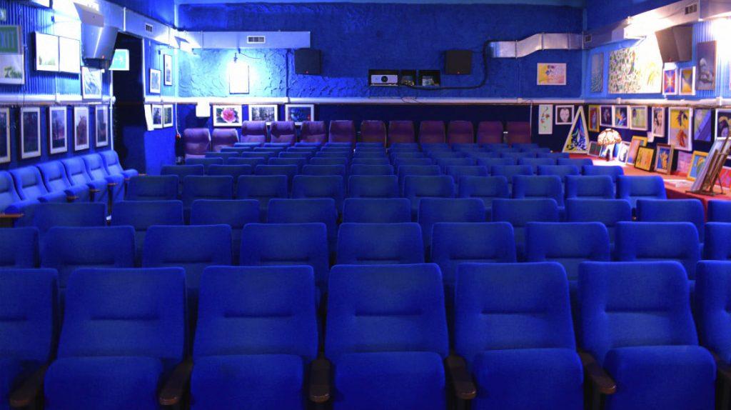 Il cinema Azzurro Scipioni (foto di Giuseppe Schiano di Colella)