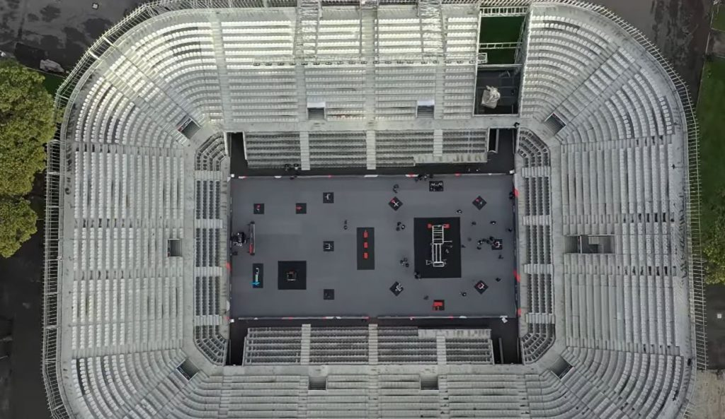 Grand Stand Arena