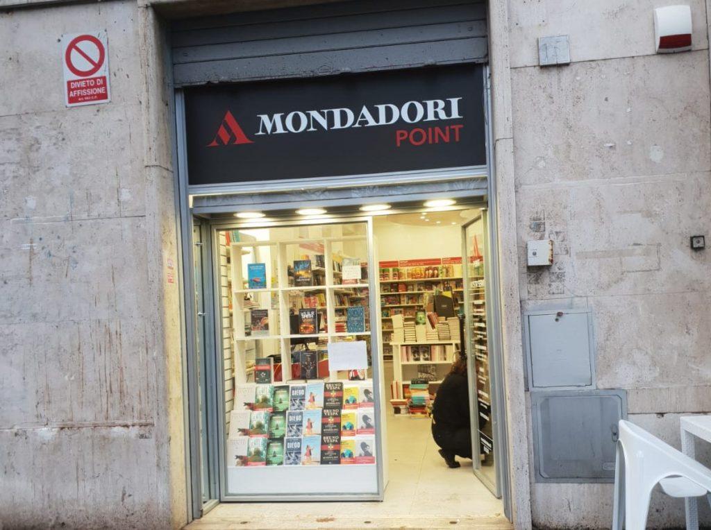 Mondadori Point di piazzale Clodio