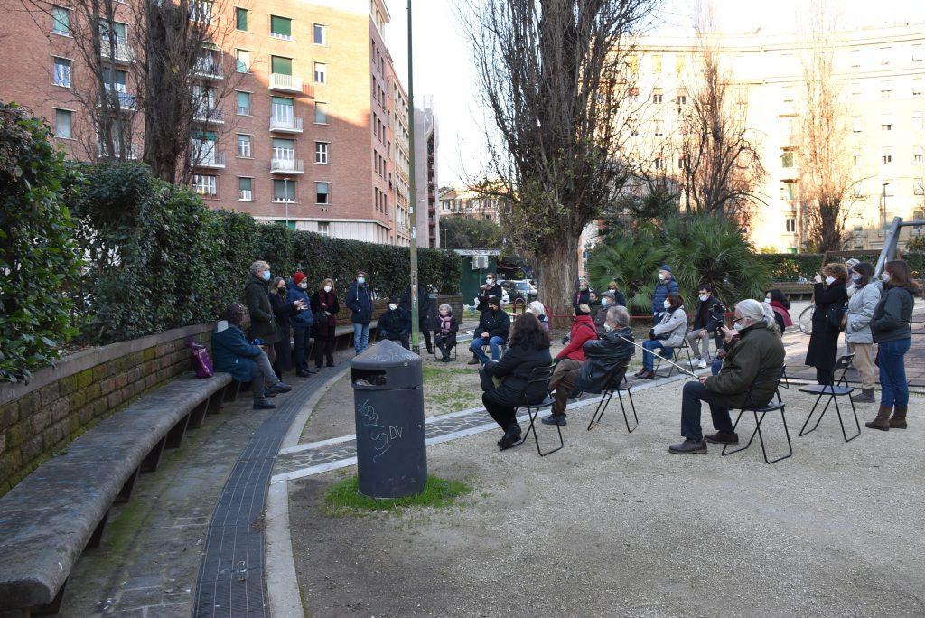 Assemblea pubblica per piazza Strozzi