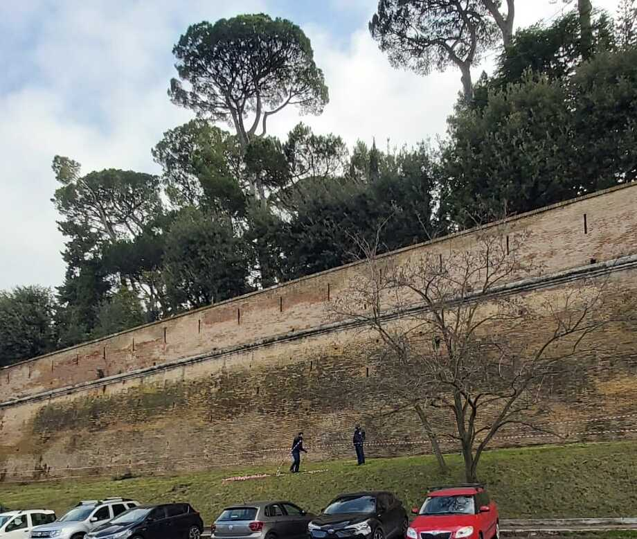Viale del Vaticano (foto da Trionfalmente 17)