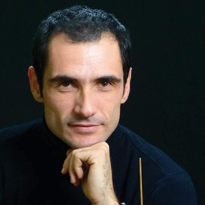 Lorenzo Porzio, direttore d'orchestra ed olimpionico di canottaggio