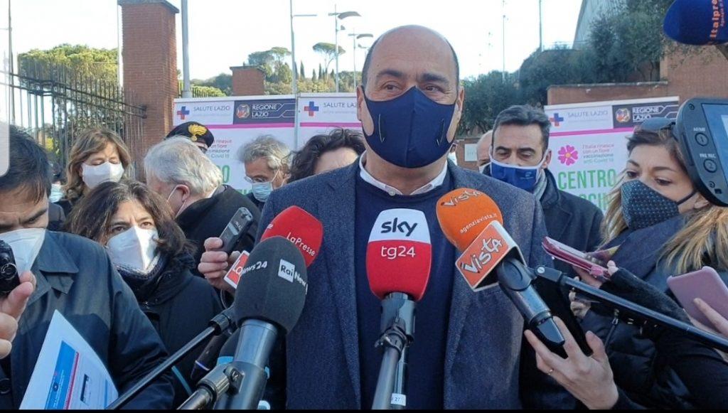 Covid, l'appello ai ristoratori di Zingaretti: