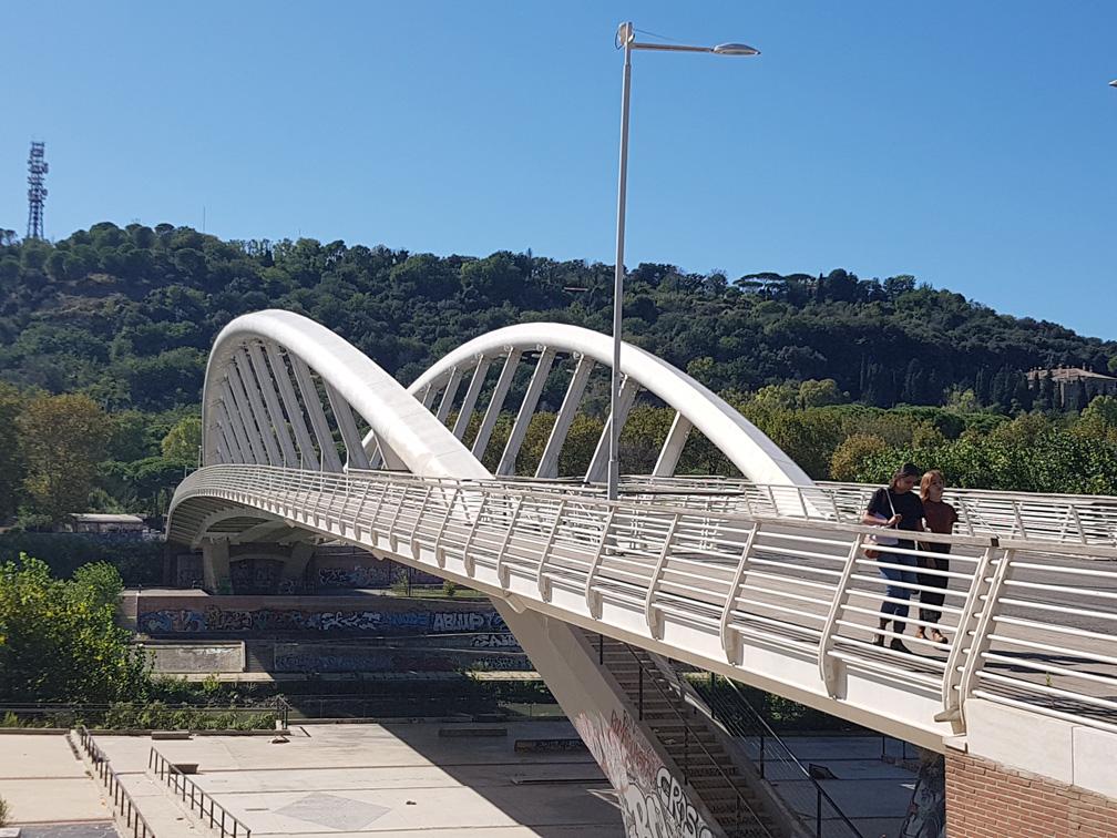 Il ponte della Musica dedicato ad Armando Tovajoli