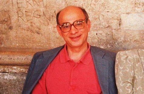 Il giudice Paolo Adinolfi
