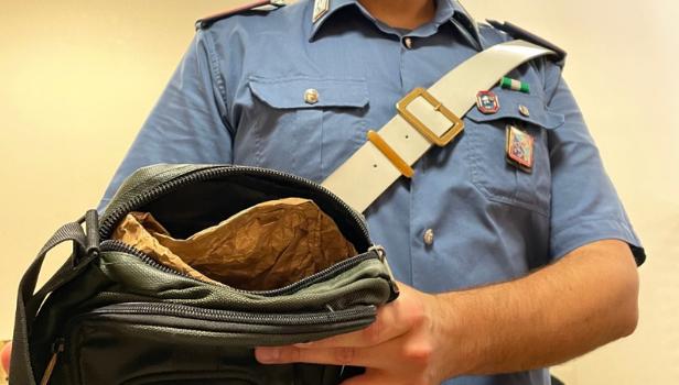 Il borsello schermato utilizzato per i furti