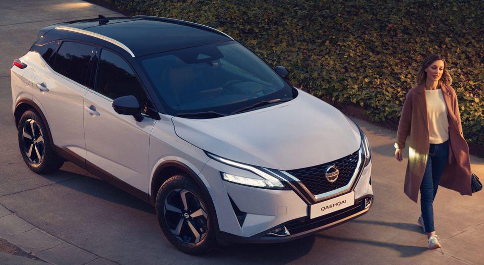 I 5 motivi (+1) per cui il nuovo Nissan Qashqai è il suv crossover che ti cambia la vita
