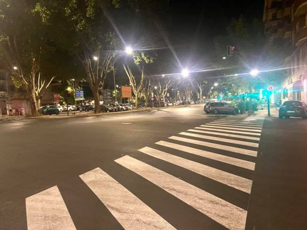 Piazzale Clodio. Foto dalla pagina Facebook di Linda Meleo