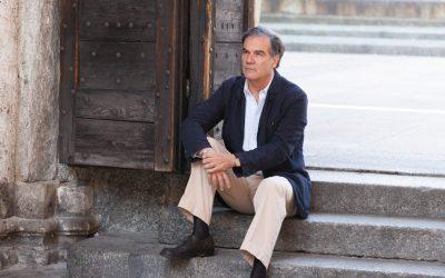 Edoardo Albinati, cresciuto a via Tarvisio e profondamente legato al quartiere