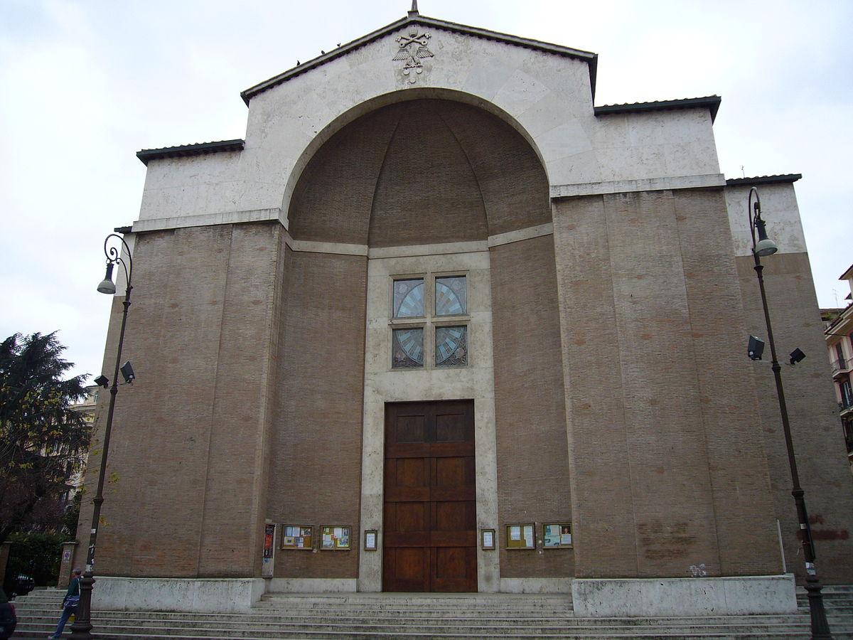 La parrocchia di San Saturnino