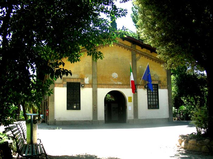 Biblioteca Villa Leopardi