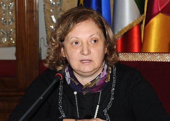 L'ormai ex assessora capitolina all'Ambiente, Pinuccia Montanari