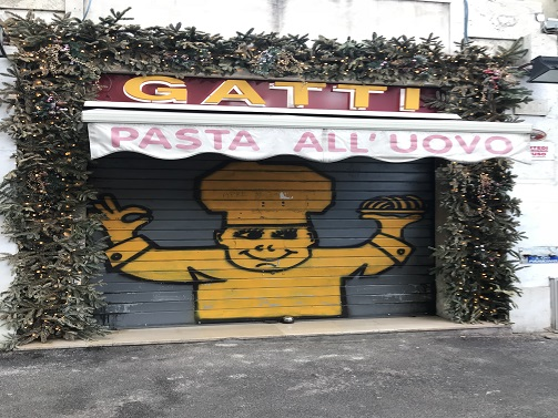 Il pastificio Gatti e Antonelli