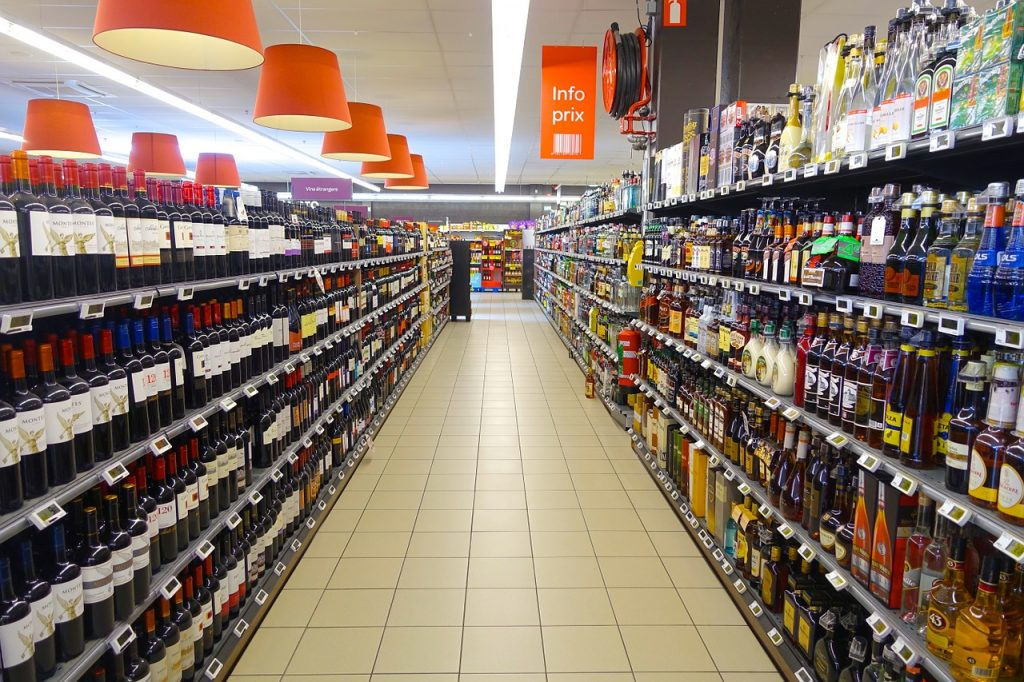 Supermercati Trieste-Salario