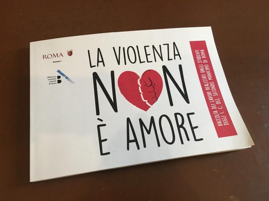 Disegno Sulla Violenza Sulle Donne.Violenza Sulle Donne I Lavori Dei Bambini Del Ii Municipio