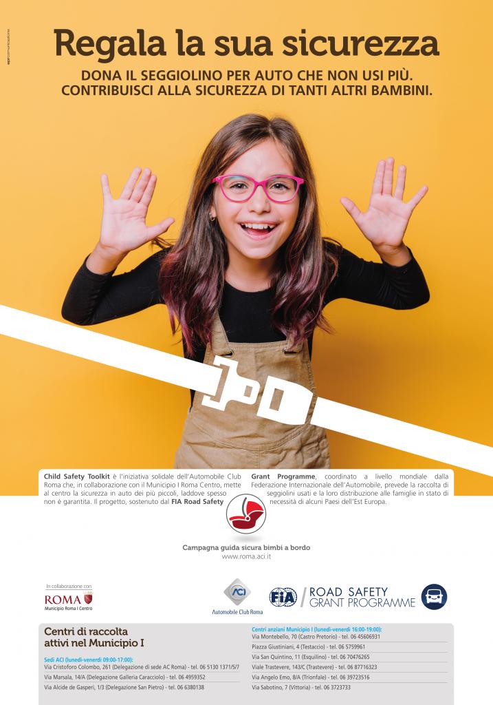 Locandina Child Safety Toolkit