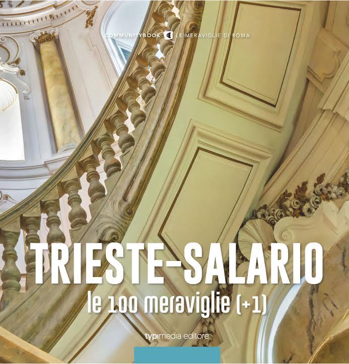 La copertina del libro sul Trieste-Salario