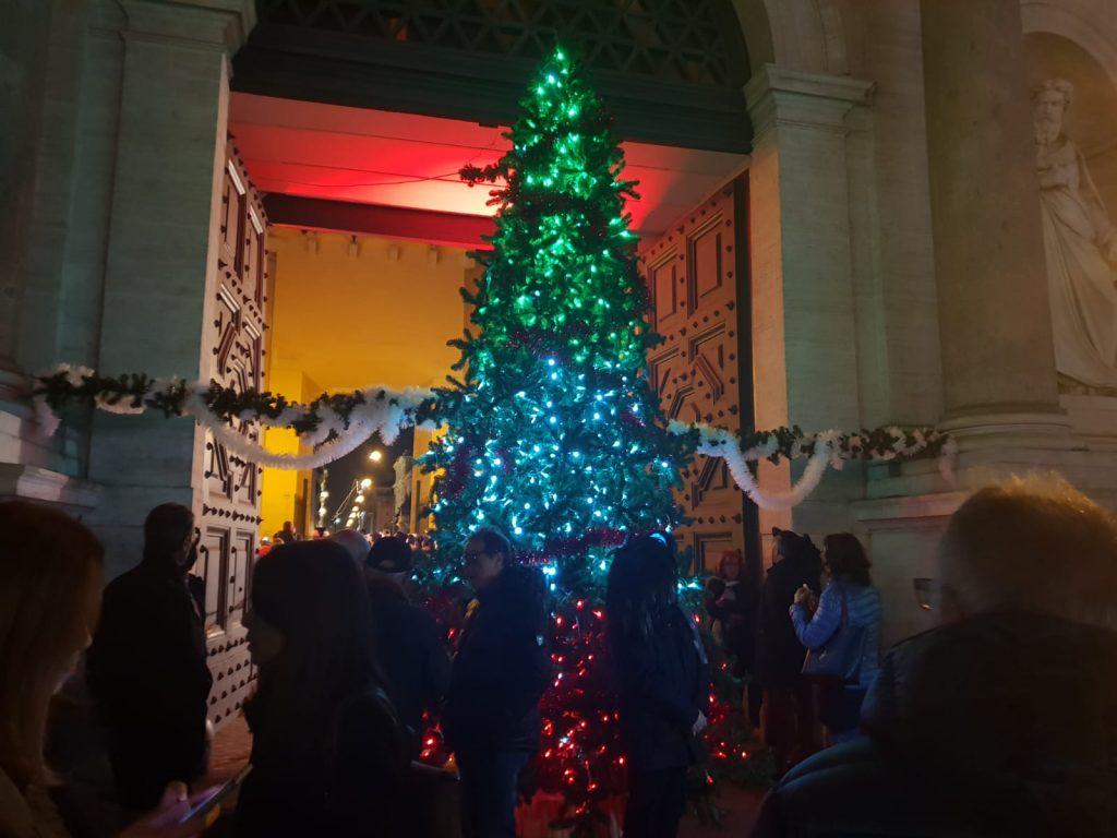 Immagini Natale 1024x768.Natale A Porta Pia Oltre 200 Persone Per I Bersaglieri E L