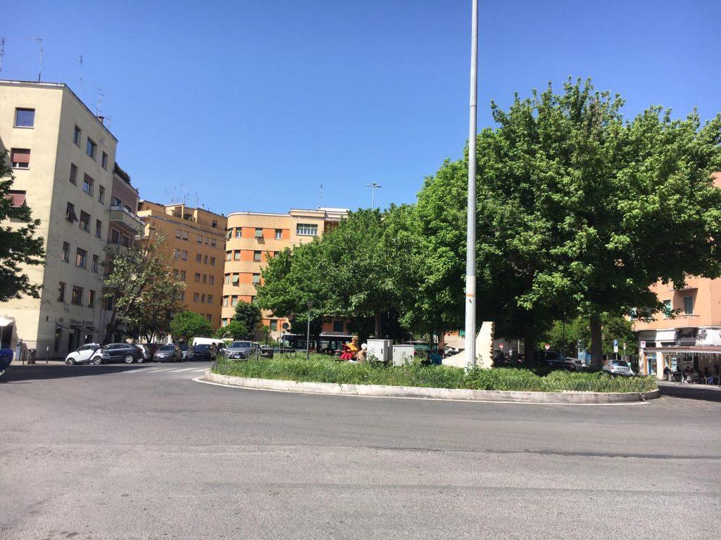 piazza Vescovio