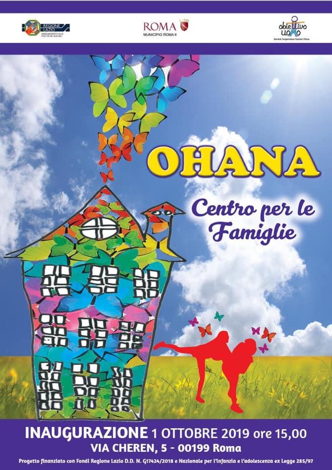Verrà inaugurato domani, martedì 1° ottobre, il centro per le famiglie del II Municipio