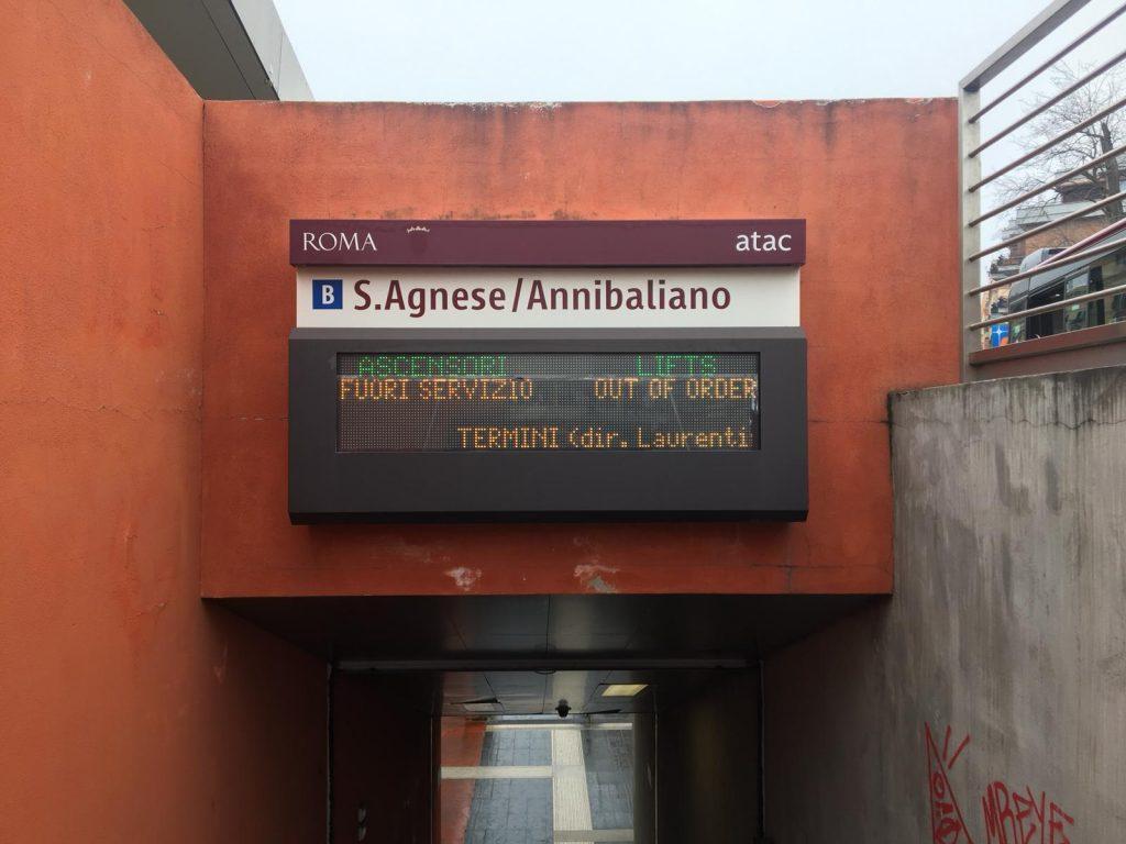 Metro Annibaliano