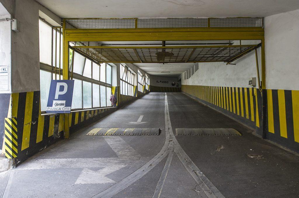 Parcheggio di via Chiana