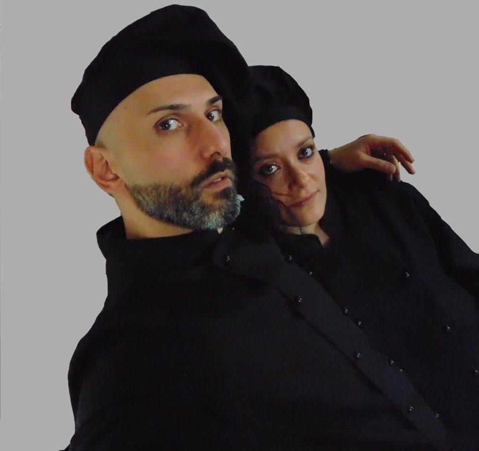 Paolo Elia Serrao e la moglie Claudia Seminaroti