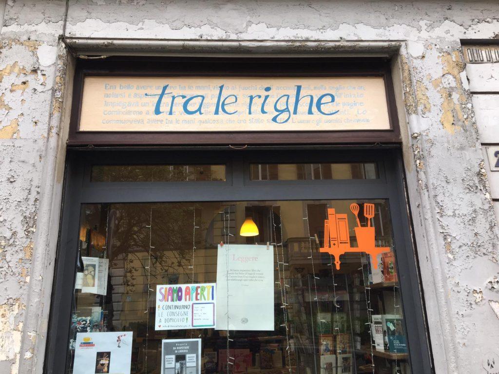 Libreria Tra le Righe a viale Gorizia