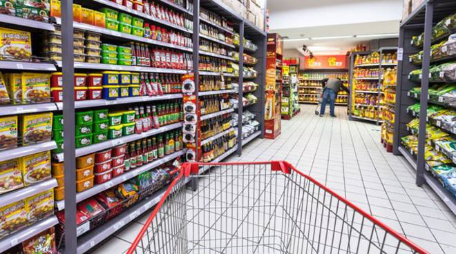 supermercati roma