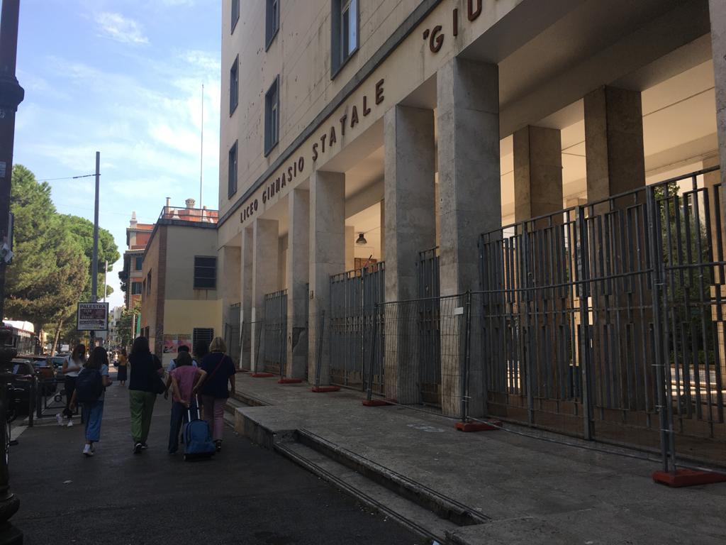 Il liceo Giulio Cesare