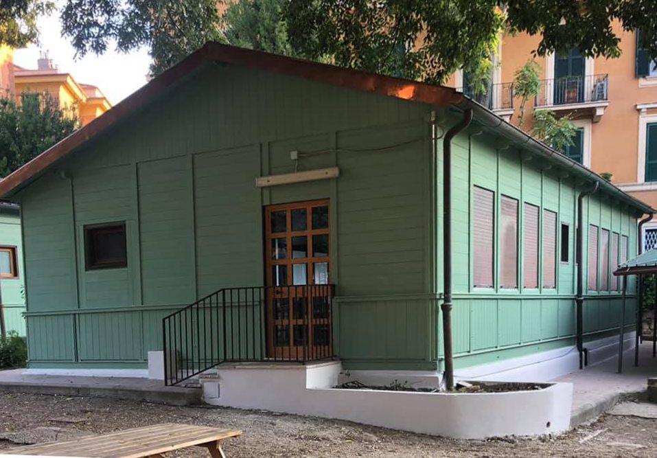 La Montessori a Villa Paganini