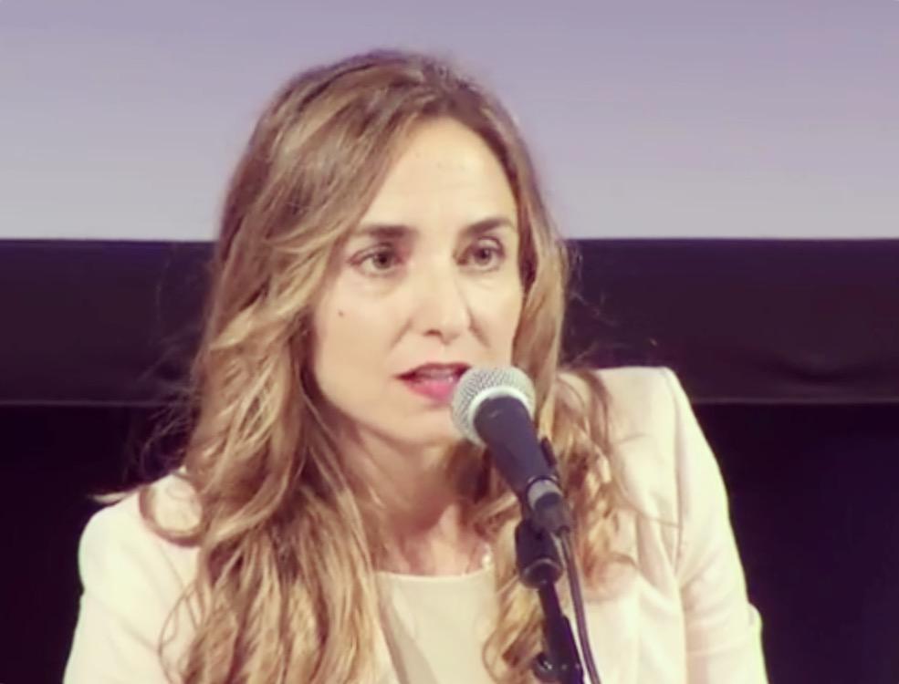 La fondatrice di Rewriters Eugenia Romanelli