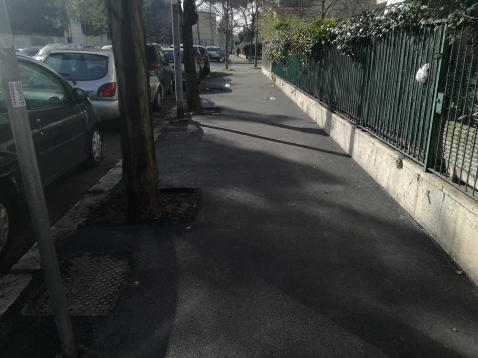 Via di Villa Chigi