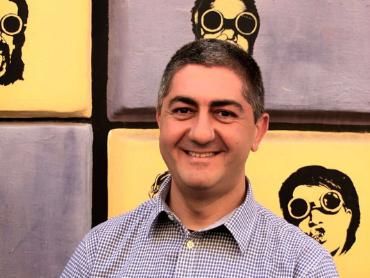 Rino Fabiano, assessore all'Ambiente e Sport del II Municipio