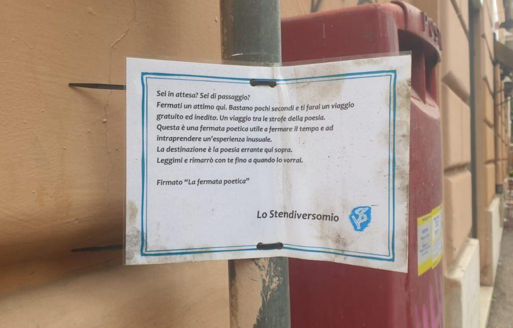 Poesie a via Mantova
