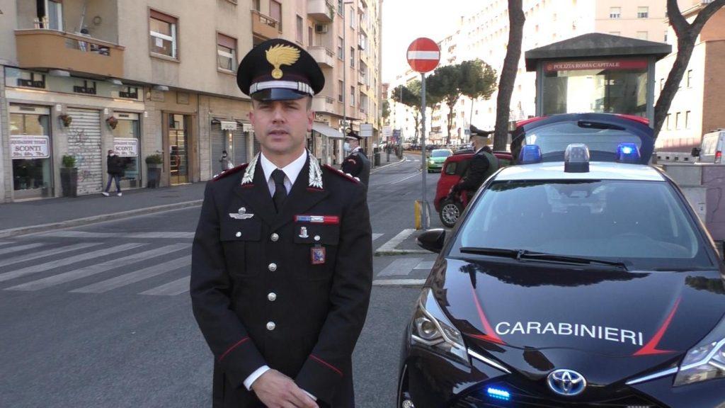 Il maggiore Alessandro De Venezia