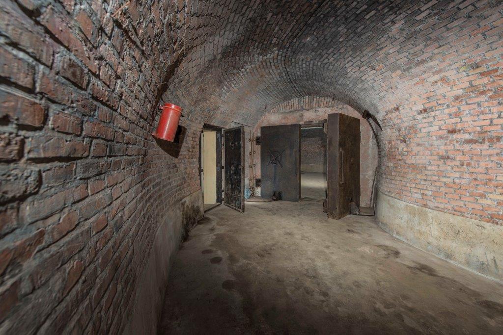 Il bunker di Villa Ada
