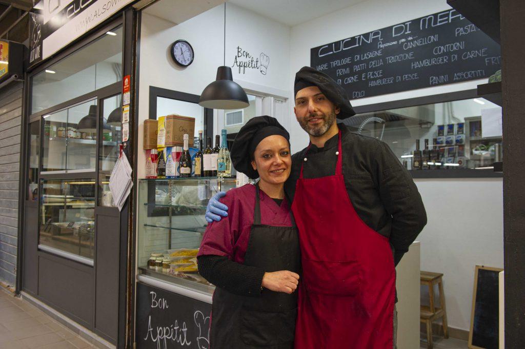 Paolo e Claudia, cuori pulsanti di Also Wine