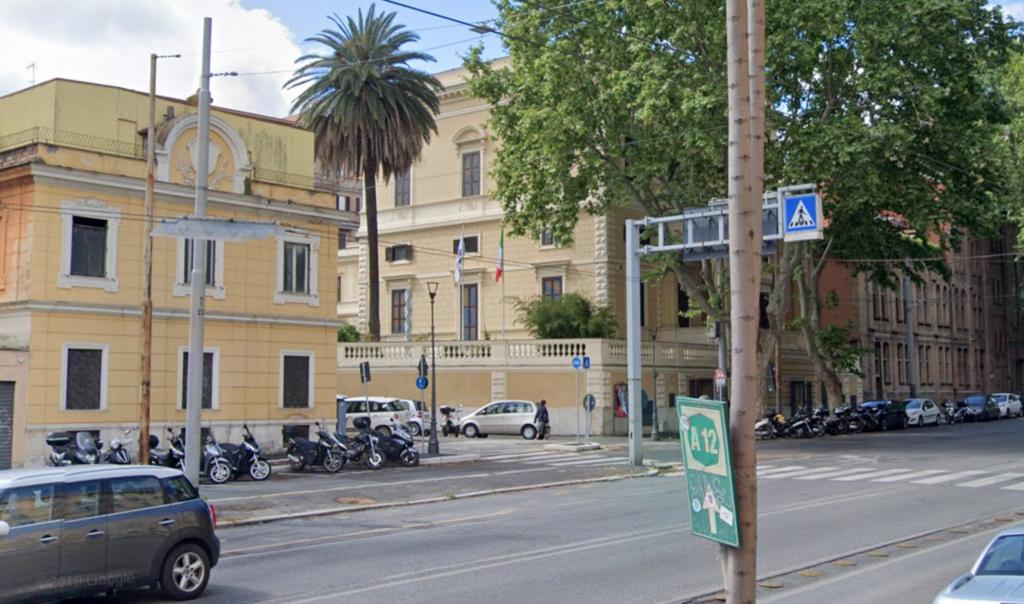 Attraversamento via Reggio Emilia - via dei Villini