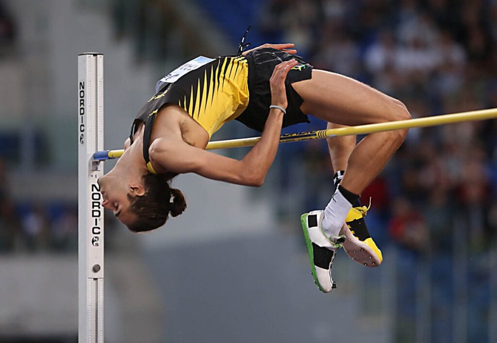 L'oro olimpico Gianmarco Tamberi