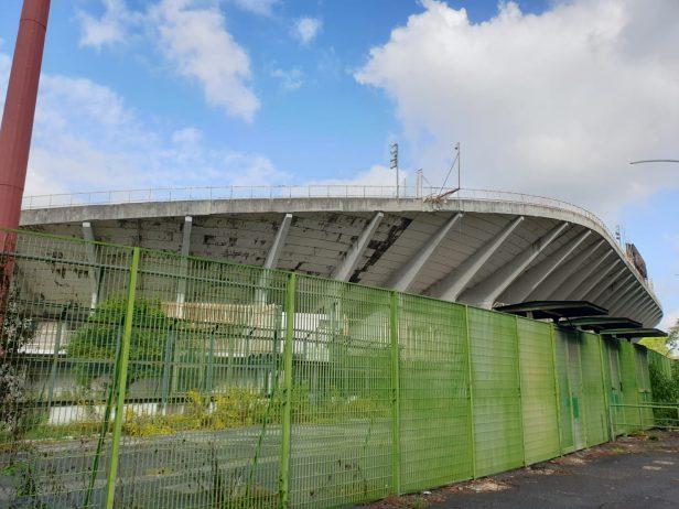 Lo stadio Flaminio