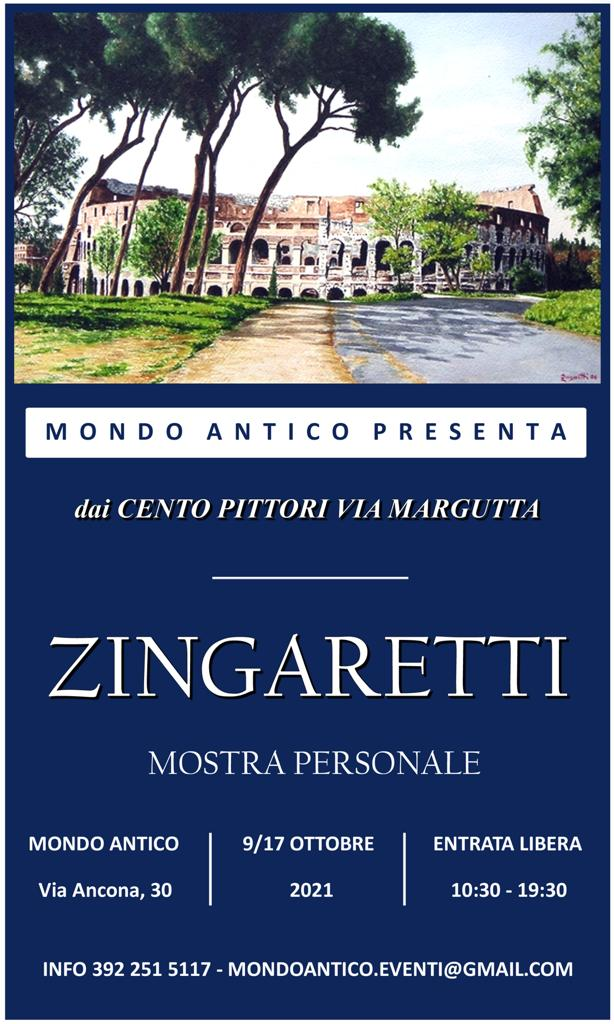 Mostra Zingaretti